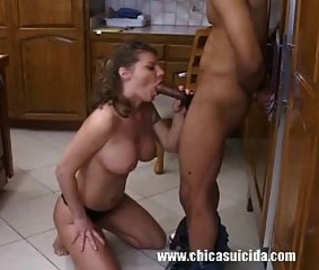 Lonely Housewife Debuts In Porn Having A Big Black Cock Tmb