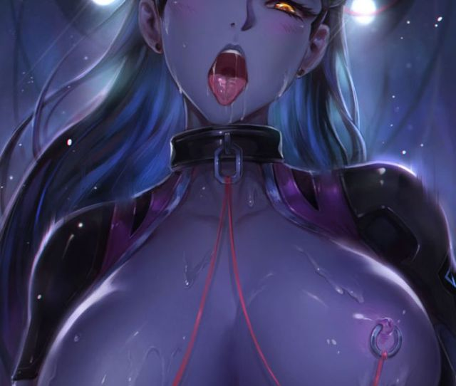 Lusty Widowmaker Overwatch Fan Art Karasu Nerd Porn Overwatch Girlsanime Artanime Girlsrule Awesome