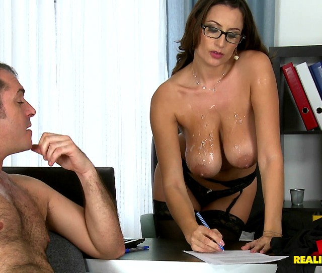 Busty Secretary Sensual Jane Back To Work After Some Office Sex Xxx Movies