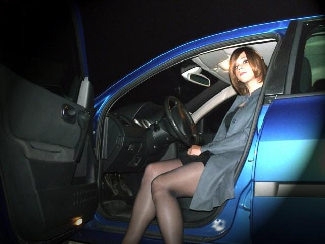 lily blinz voiture