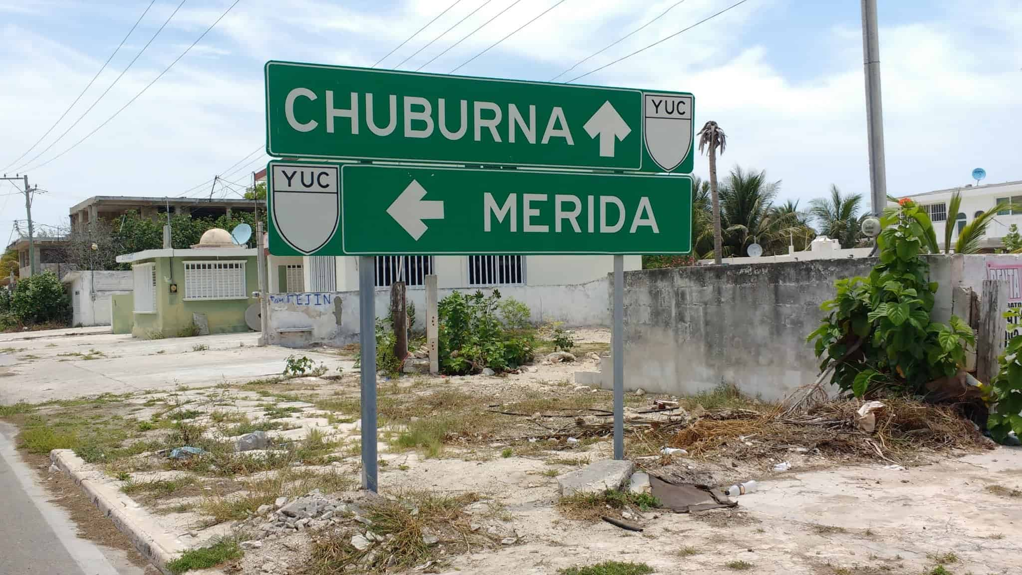 chuburna only 45 minutes from Merida