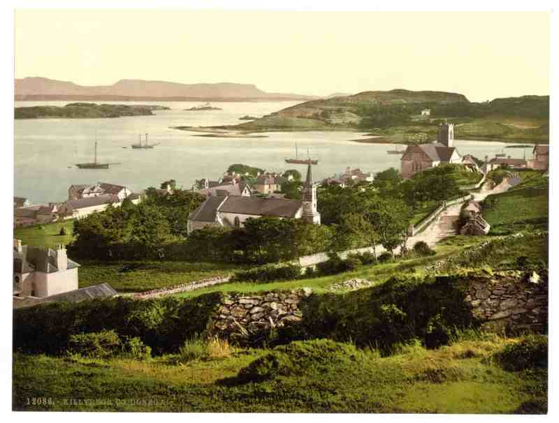 Irish Bothies, barns, byres and cottages