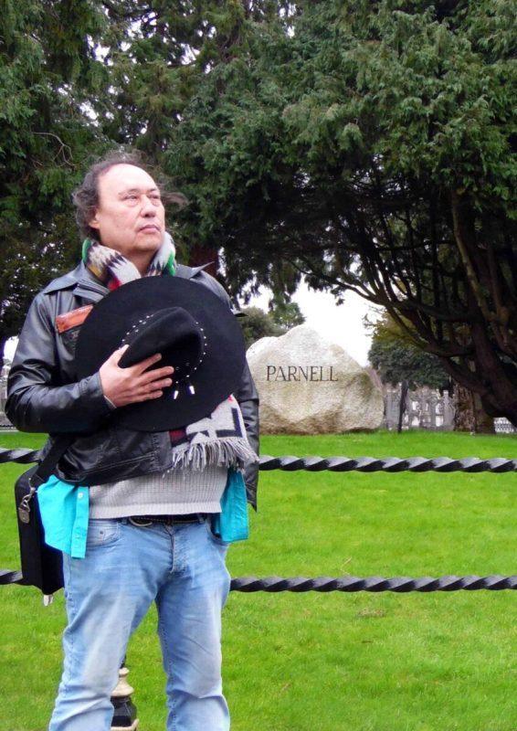 Waylon Gary White Deer The Irish Famine the Choctaw & The Trail of Tears