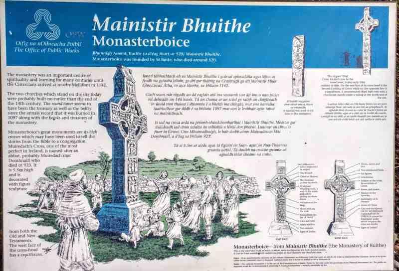 History of Monasterboice & Kells