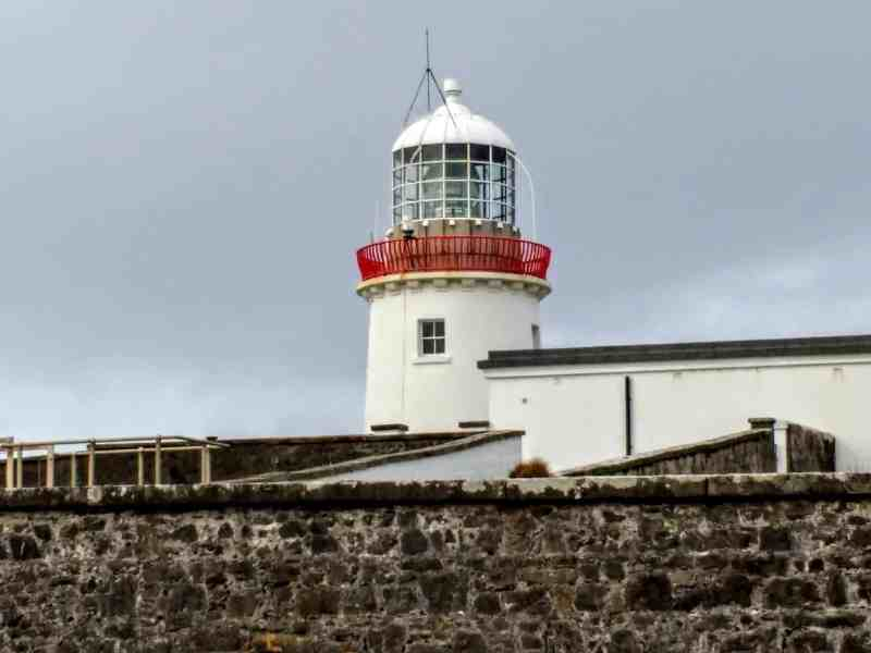 Wild Atlantic Way Donegal, St. John's Point lighthouse