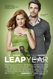 Leap Year - not a great movie but great fun to watch and some lovely Irish countryside