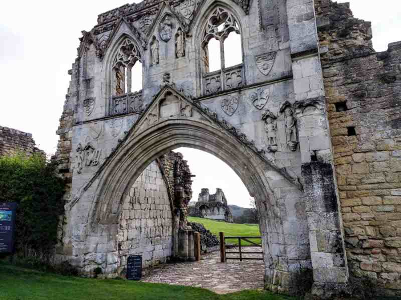 Kirkham Priory Yorkshire