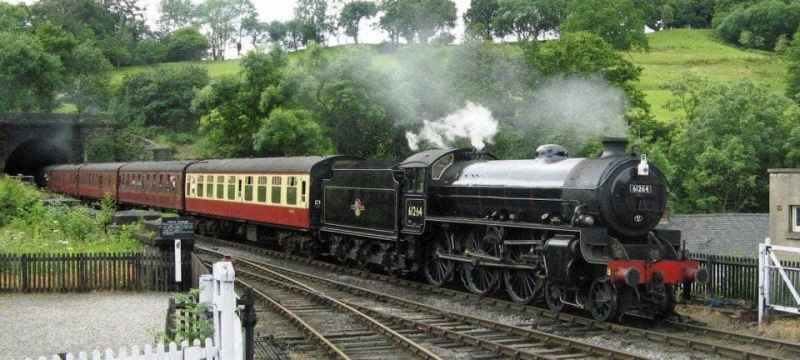 NYMR in Yorkshire