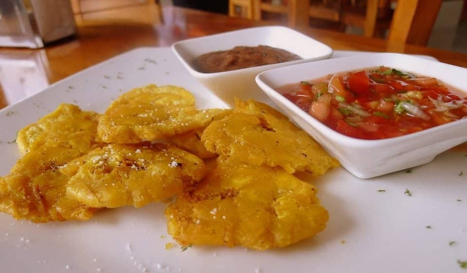 tostados, patacones international foods