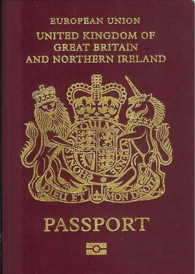 getting a British passport when you move to the UK