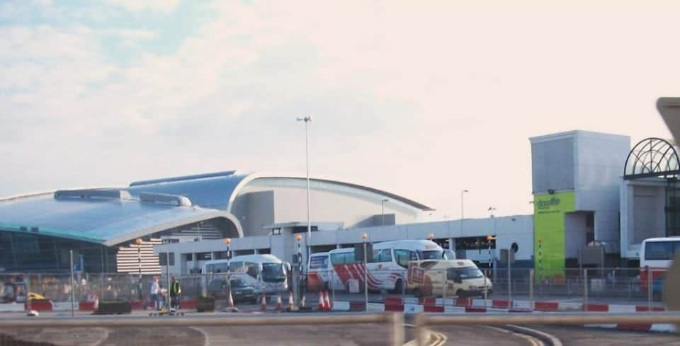 Shannon airport which you can fly into when visiting Ireland