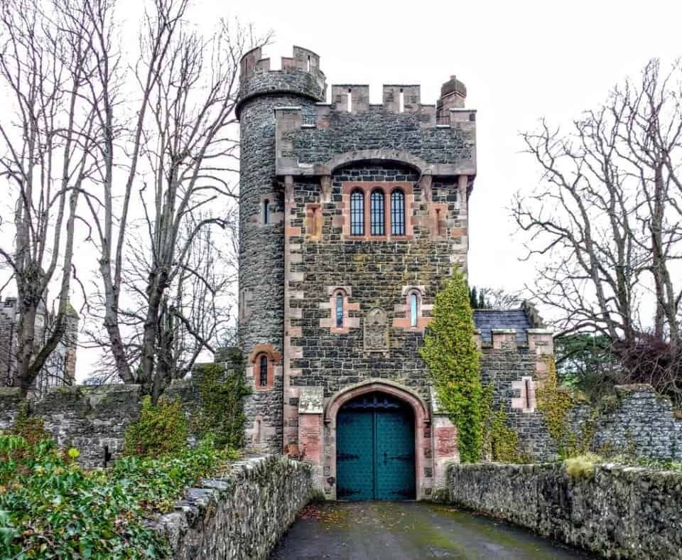 the Barbican Country Antrim Ireland