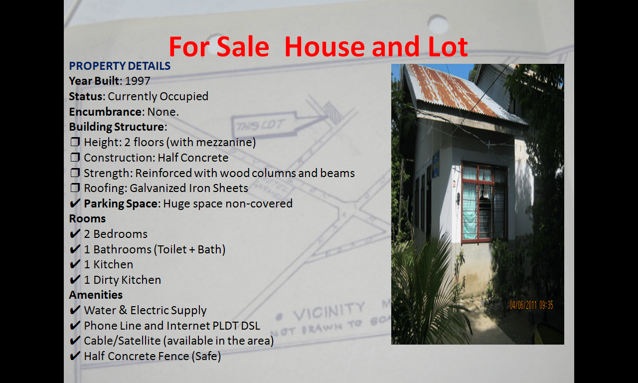 House Amp Lot For Sale In Pengue Ruyu Tuguegarao Philippines