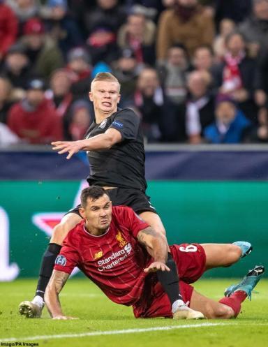 Dortmund Sporting Director Coy On Link With Man Utd Target Erling Haaland
