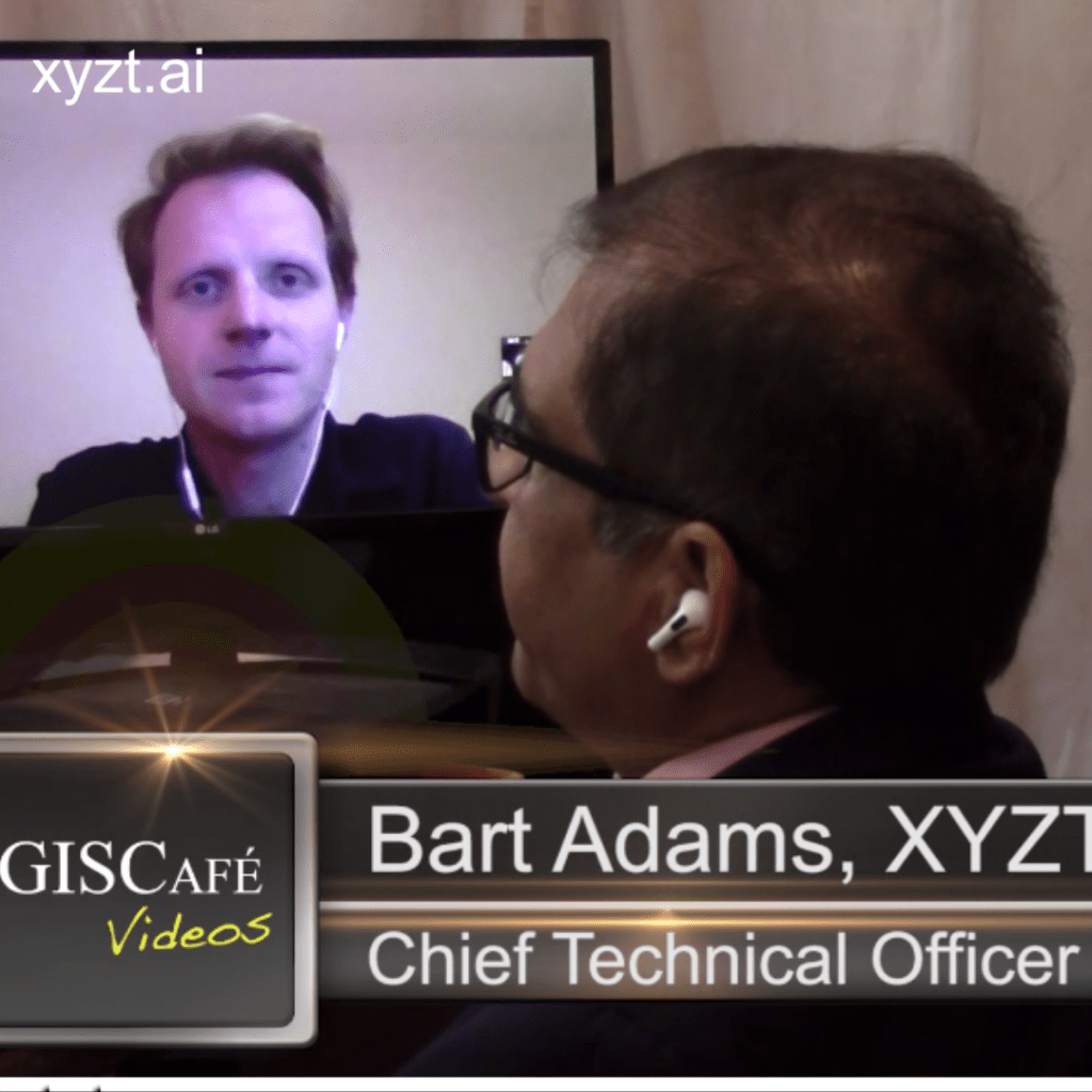 GIS Cafe Interview with xyzt.ai CTO, Bart Adams