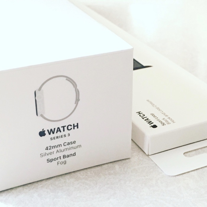 Apple Watch Series 3, Sport Loop
