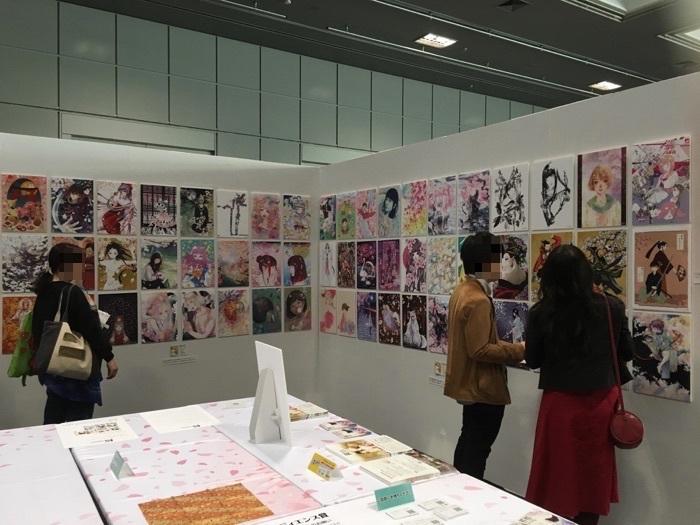 桜 Exhibition 2019 ブース展示風景
