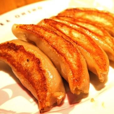 ネットでも超話題!「ジューシー ジューシー」の絶品国宝豚餃子を食べてみた『大阪王将』