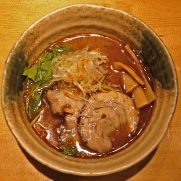 焼きあご塩らー麺 たかはし – 東京・新宿
