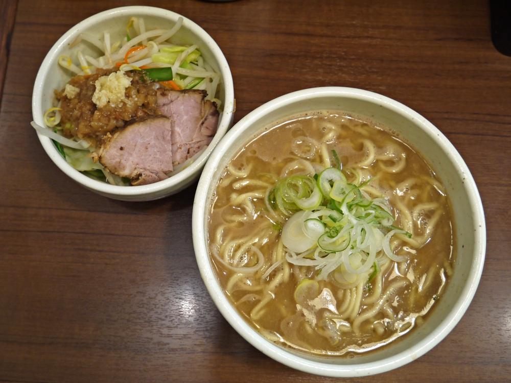 麺処 一笑 – 東京・南阿佐ヶ谷