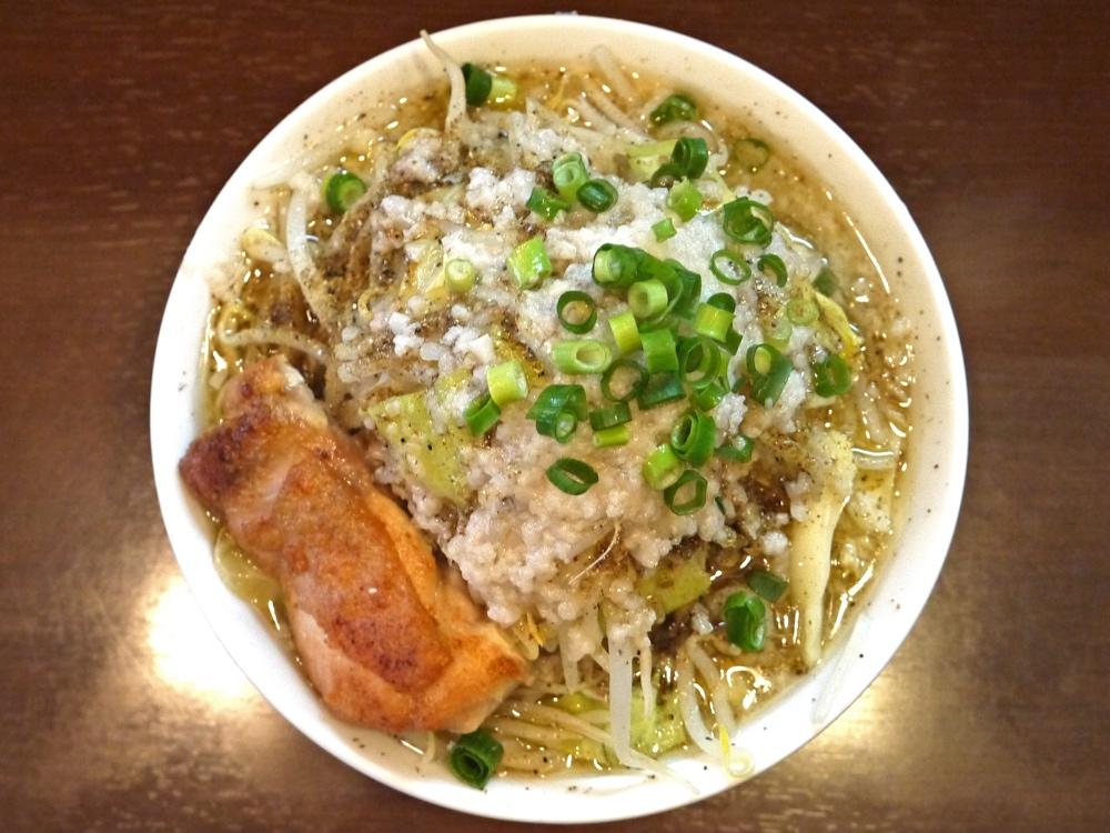 自家製麺 鶏八朗 –  東京・十条