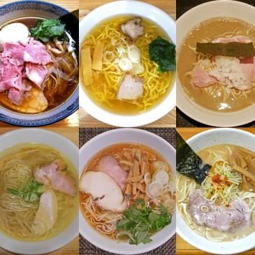 私の故郷、埼玉県のラーメン屋さん 10軒