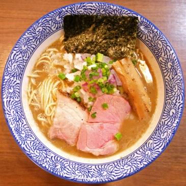 煮干しつけ麺 宮元 – 東京・蒲田