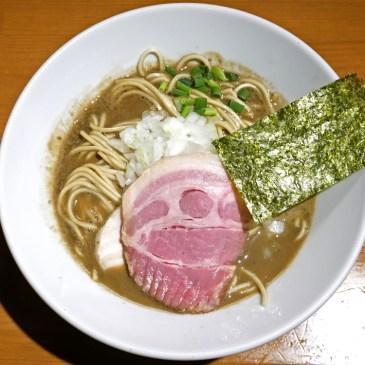 亀戸煮干中華蕎麦 つきひ – 東京・亀戸