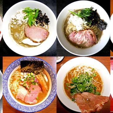 煮干マニア向け!濃厚煮干の一杯を提供する東京23区のラーメン店 8軒