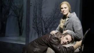 Sanna Nielsen och Christopher Wollter i Malmö operas