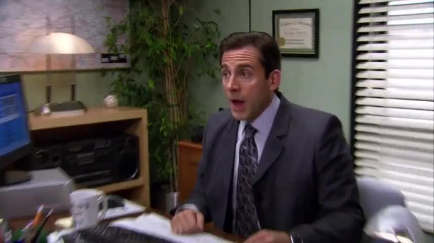 Yarn The Negotiation The Office S03e18 Video Clips