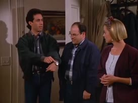 Image result for seinfeld cheever letters time is what he is indicating there