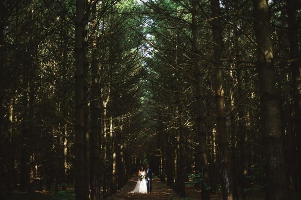 Intimate Southampton Wedding