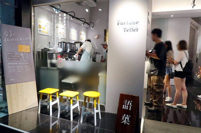 新竹喝飲料能抽籤的手搖飲,語菓即將在11月30日結束營業,指定期間飲料買一送一