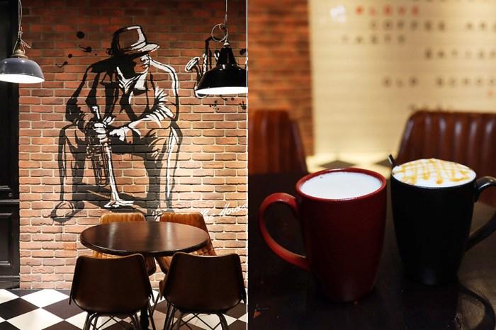 新竹咖啡推薦198 coffee!低調沉穩的爵士餐酒館風格的咖啡館,新竹南寮漁港網美打卡景點