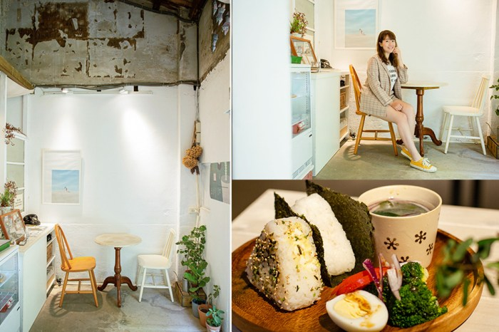 新竹最隱密的老屋咖啡店!新竹城隍廟附近的Cava小日和,溫馨寧靜的文青甜點店