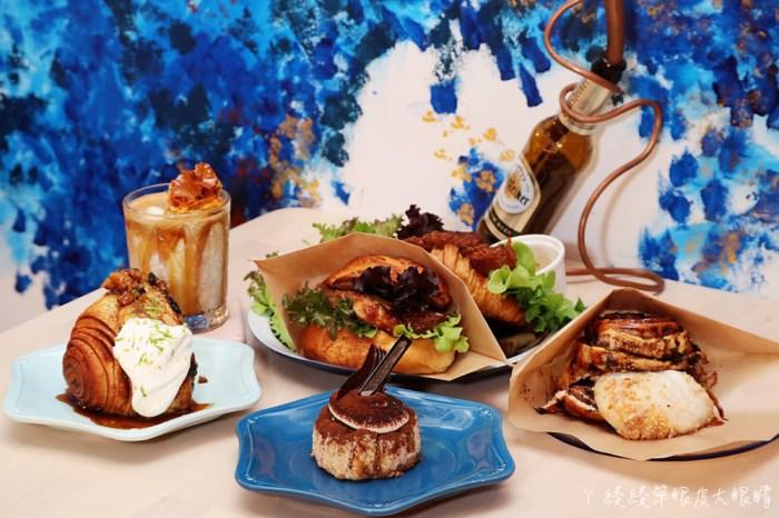 新竹好吃肉桂捲推薦吉十咖啡!每天限量出爐賣完就沒了!新竹城隍廟附近美食甜點下午茶