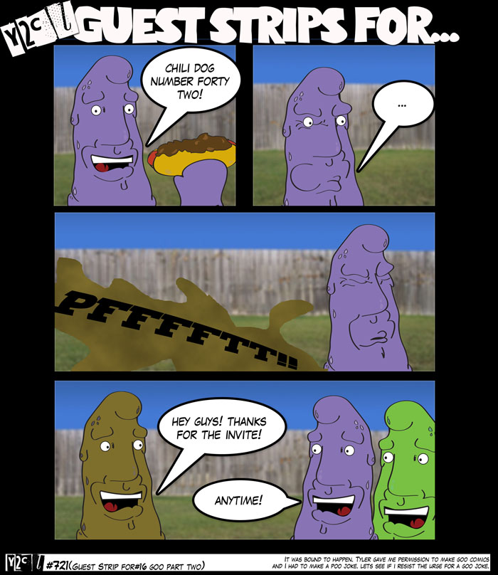 Guest Strip For #16 – Goo Part Two