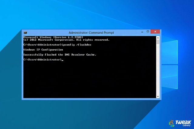 Quick Ways To Flush DNS Cache on Windows 24