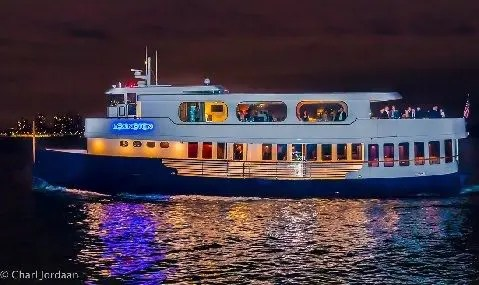 Lexington Yacht Charter Wedding Corporate Yacht