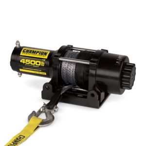 4500lb Synthetic Winch Kit  Champion Power Equipment