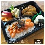 Bento C — Spicy Salmon Don