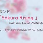 【聞いて!】和楽器バンドの「Sakura Rising 」(with Amy Lee of EVANESCENCE)は今だからこそ生まれた最高にかっこいい曲!!