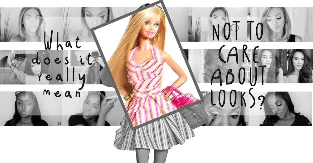 I tried to be 'Barbie' for a day, because I really can't…