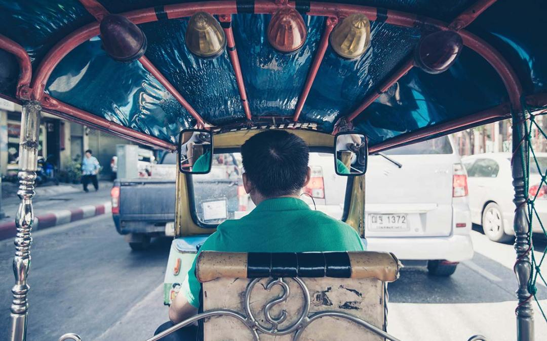 What it's like taking a gap year in Thailand?