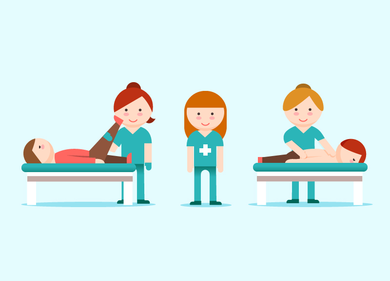 CAREER SERIES: What's it really like being a Physiotherapist?