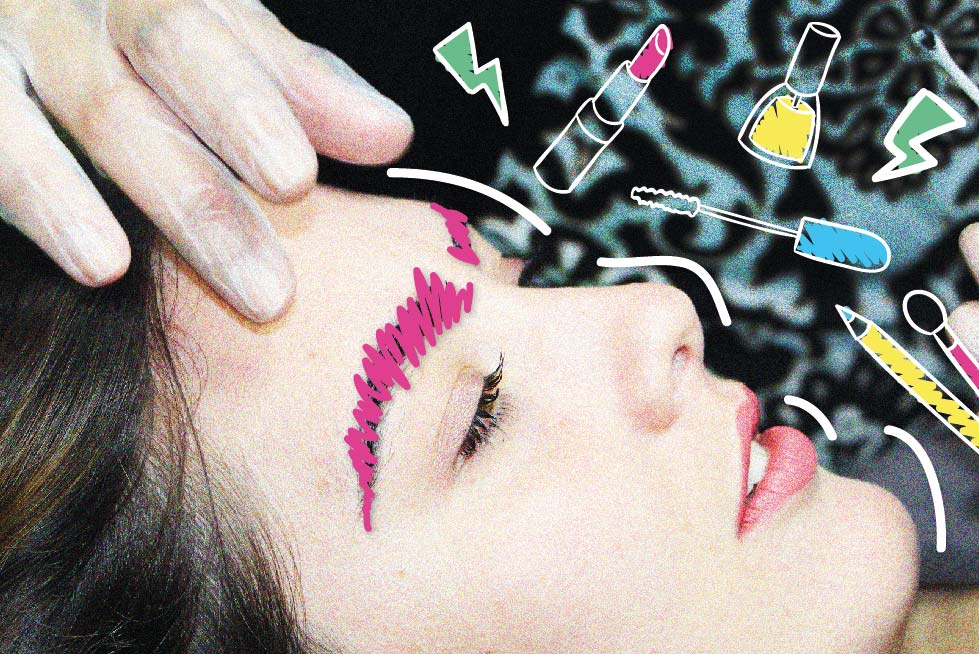 How to get full polished brows without looking like angry bird