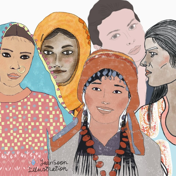 Women Empowerment Blog Series: Illustrated Women Who Can | by Yaansoon Illustration | Women Portraits and Stories, Illustrated Woman, #womenshistorymonth #internationalwomensday #womensday