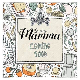 UK Restaurant Branding Illustration & Wall Art: Commissioned by La Mia Mamma Italian Eatery in London | by Yaansoon Illustration + Art | Food Illustration Portfolio | Regional Italian Cuisine