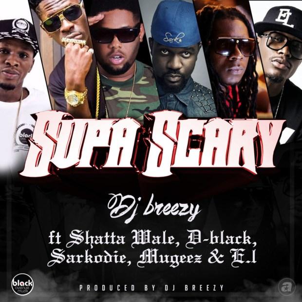 SUPA-SCARY
